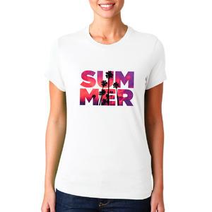 T-shirt Summer/Donna