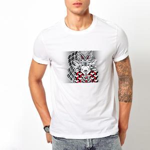 T-shirt Tribale moderno cervo/Uomo
