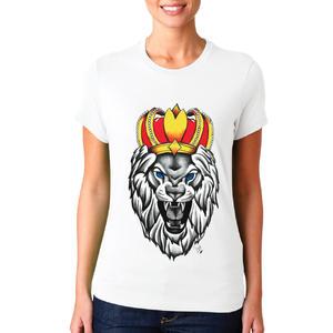 T-shirt Leone/Donna