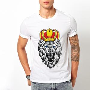 T-shirt Leone/Uomo