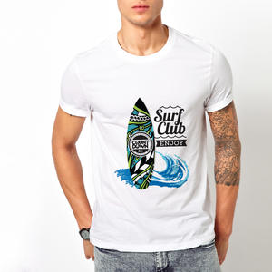 T-shirt Surf club /Uomo