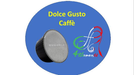 CAFFE' DOLCE GUSTO