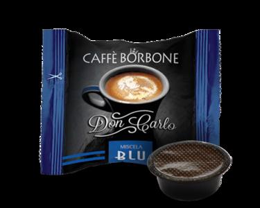 50 CAFFÈ DON CARLO BLU