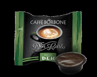 50 CAFFÈ DON CARLO VERDE