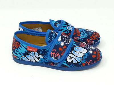 Pantofola Graffiti  -  DIAMANTINO