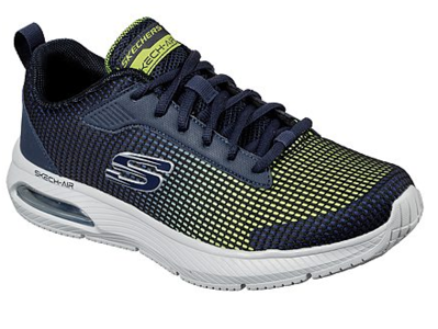 Dyna Air Blu/Lime - SKECHERS