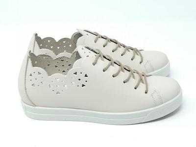Sneaker Antara Fiore Beige - Igi&Co
