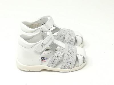 Sandalo Baby Strass Chiuso - PRIMIGI