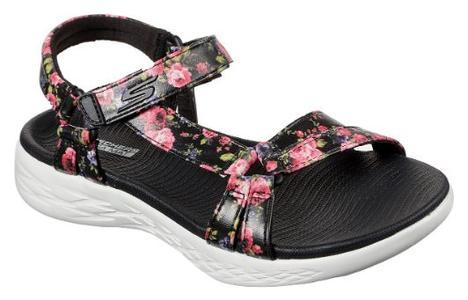 Sandalo Go Walk Nero - SKECHERS