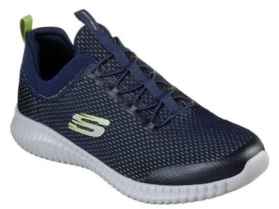 Elite Flex Elastici Blu/Lime - SKECHERS