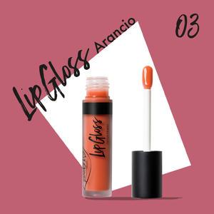 Purobio - Lipgloss n. 03 Arancio