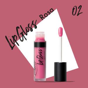 Purobio - Lipgloss n. 02 Rosa
