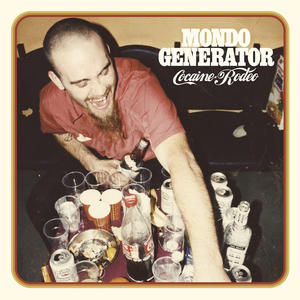 MONDO GENERATOR - COCAINE RODEO LP SPLATTER YELLOW/BLACK LIMITED EDITION (Heavy Psych Sounds)
