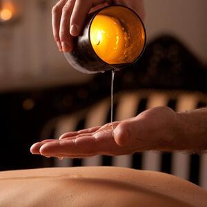 Candle massage bio