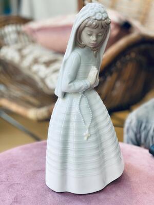 Nao - Statuetta in porcellana - La mia Prima Comunione
