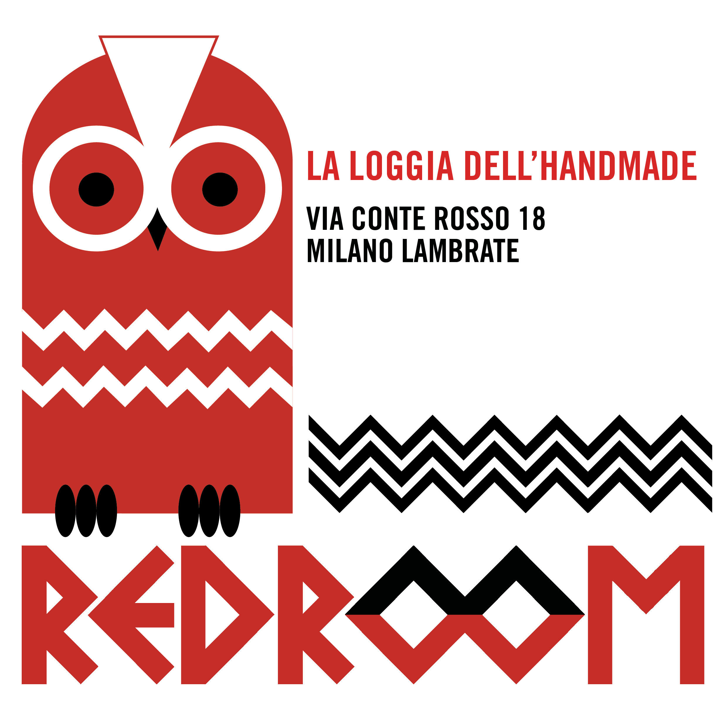 REDROOM - Handmade a Milano Lambrate