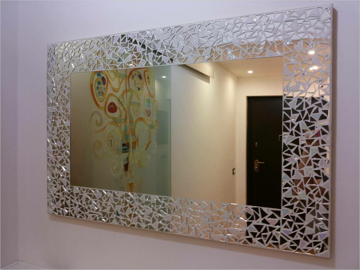 Luisa Degli Specchi Specchi In Mosaico Su Misura Fatti A Mano