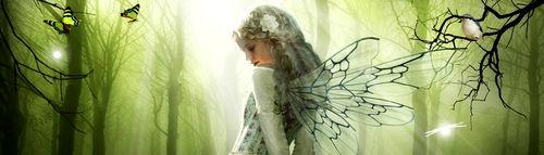 Evangela Fairy Jewelry